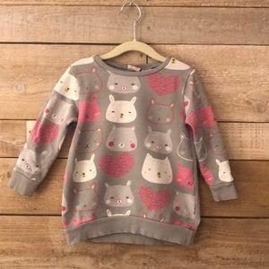 Zara babygirl • sweatshirt •